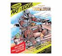 Crayola Art with Edge Star Wars The Mandalorian Coloring Book Front Cover