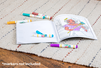 Color Wonder Elena of Avalor Mess Free Coloring Pages & Markers