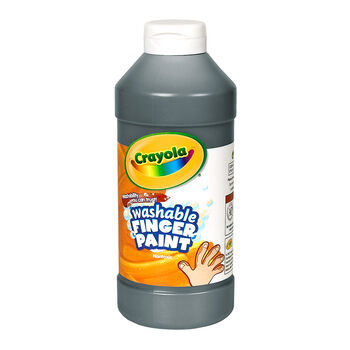 Washable Fingerpaint 16-oz.