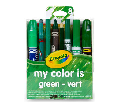 My Color is Green