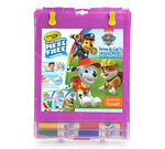 Color Wonder Paw Patrol Stow and Go Front