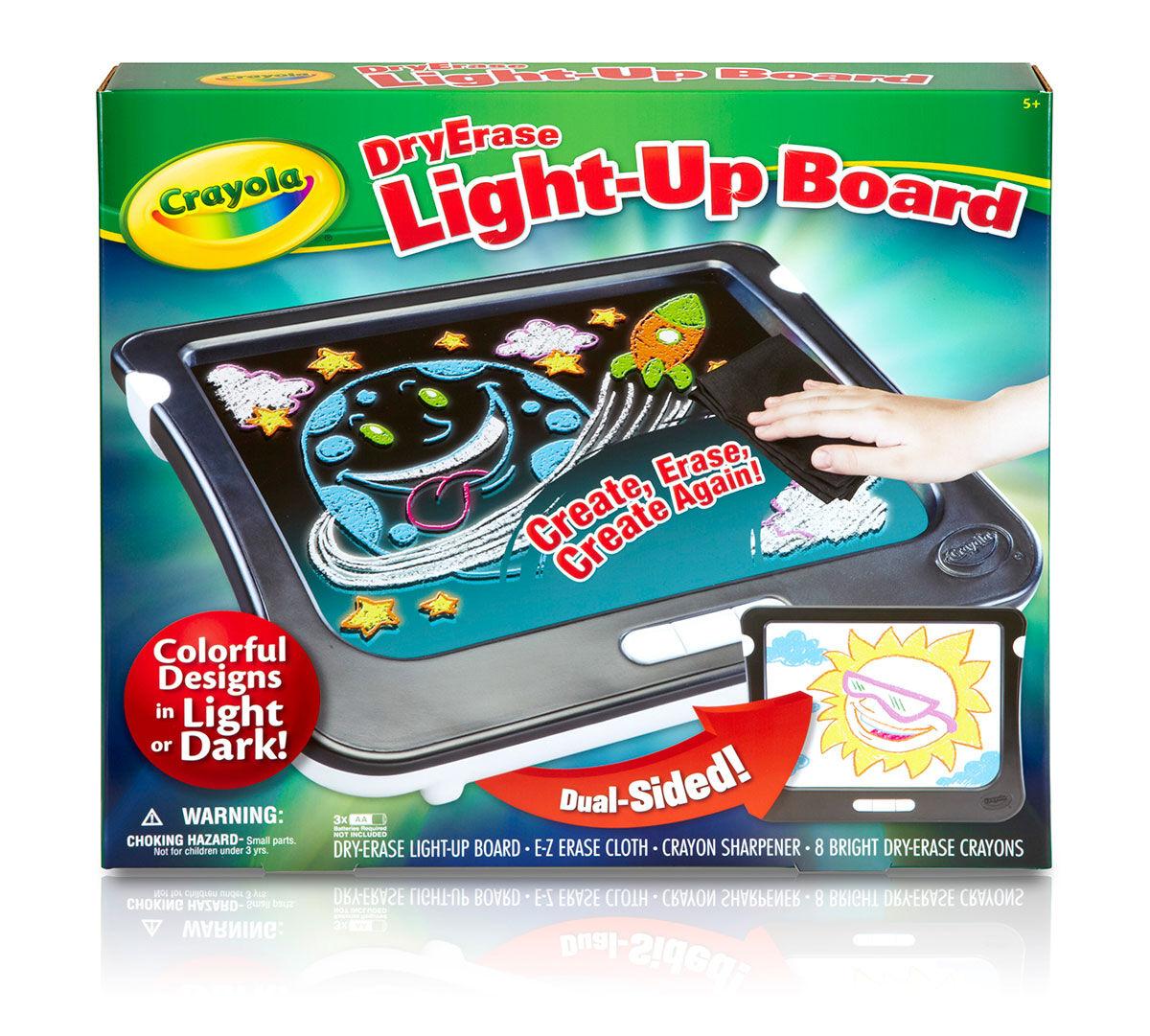 Dry Erase Light Up Board Crayola