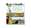 City Escapes Coloring Book