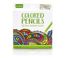 Crayola Colored Pencils 50 count Front