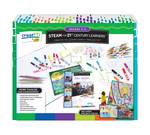 creatED® Family Engagement Kits, STEAM for 21st Century Learning: Grades 3-5: Design Challenges, 30 Count Front View