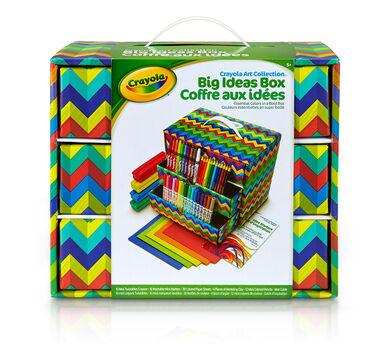 big ideas box crayola
