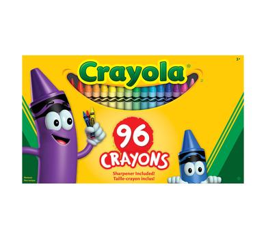 Crayola Crayons, 96 Count