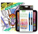 Art with Edge Jungle Animal Coloring Set