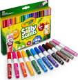 Silly Scents 12 count Chisel Tip Markers open package