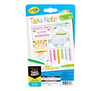 Take Note Dual Tip Highlighter Pens, 6 Count Back View