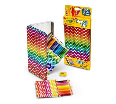 Collectible Pencil Tin