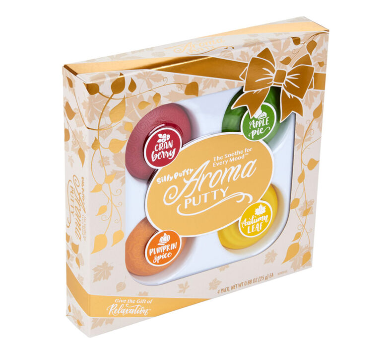 Aroma Putty Gift Set, Fall Scents