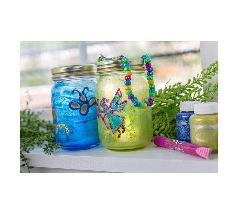 Fairy Lantern & Lightning Bug Jar Craft Kit
