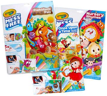 3-in-1 Color Wonder Mess Toddler Gift Set