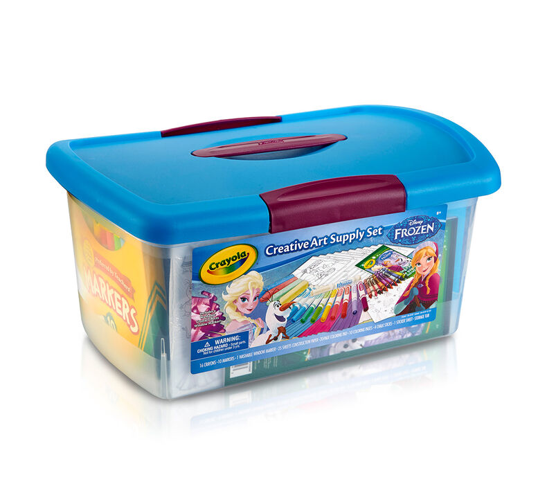 Disney Frozen Creativity Tub