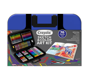 Sketch & Color Art Set