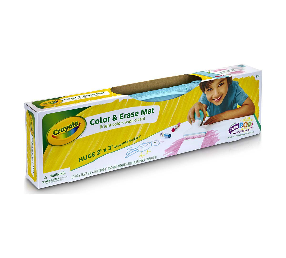 Color Erase Mat