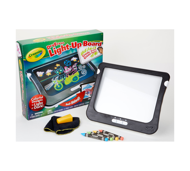 Dry-Erase Light-Up Board | Crayola
