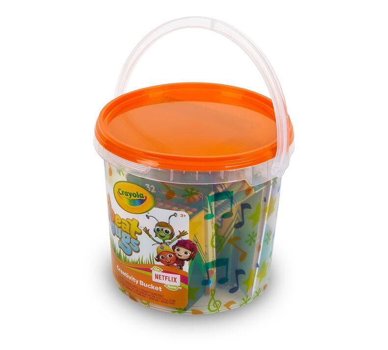 Beat Bugs Creativity Bucket