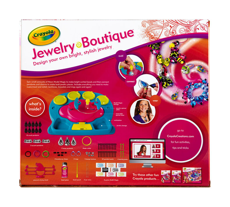 Jewelry Boutique Neon