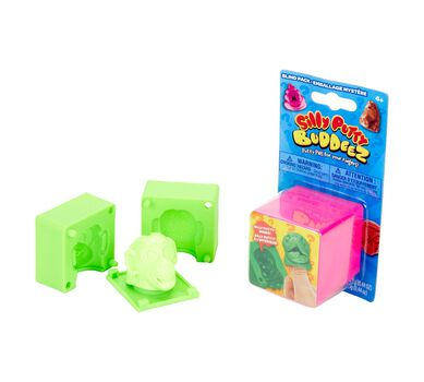 Crayola Silly Putty Buddeez, Finger Puppet Character Molds, Gift for Kids |  Crayola
