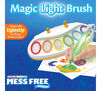 Color Wonder Mess Free Magic Light Brush magically lights up to show paint color
