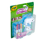 Scribble Scrubbies Pets Safari, 2 Count Front View of Package