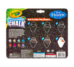 Frozen Washable Sidewalk Chalk - Color Your Heroes!, 8 Count