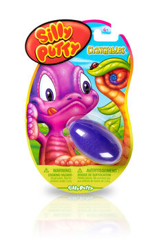 Silly Putty Changeables - Purple