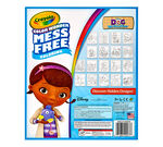 Color Wonder Refill book Doc McStuffins front cover