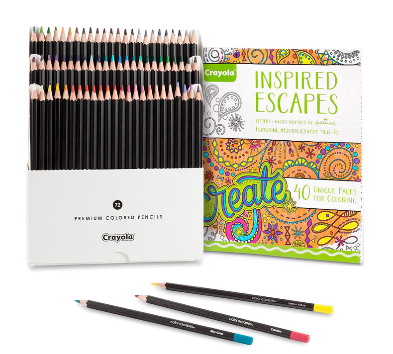 Inspired Escapes Coloring Book Bundle