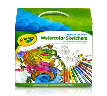 WaterColor Sketchers Front