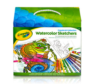 Watercolor Sketchers