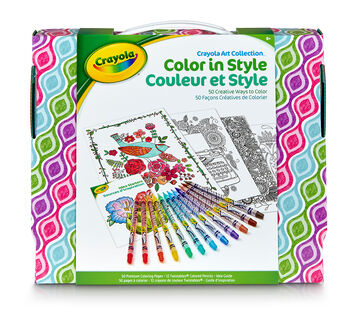 Color In Style Front
