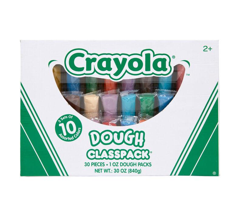 Dough Classpack, 3 Sets of 10 Packs