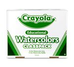 Watercolors Classpack, 24 Count, 8 Colors