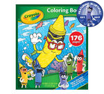 New Blue 176 page Coloring Book