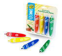 My First Washable Paintbrush Pens 4 count out of package