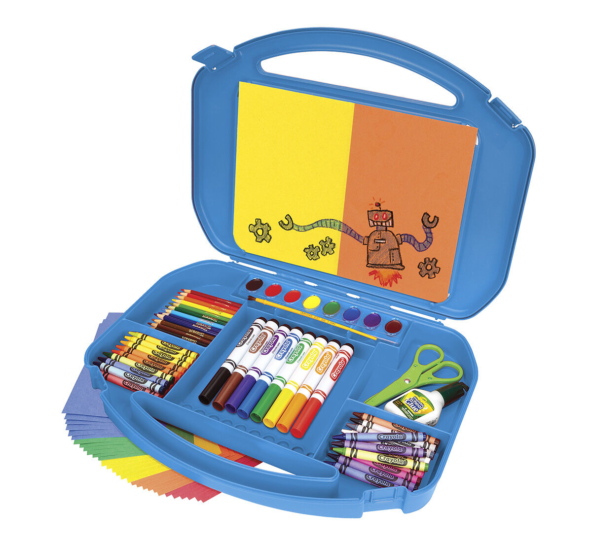 Ultimate Art Supplies & Easel