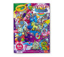 Color and Sticker UniCreatures Front Cover