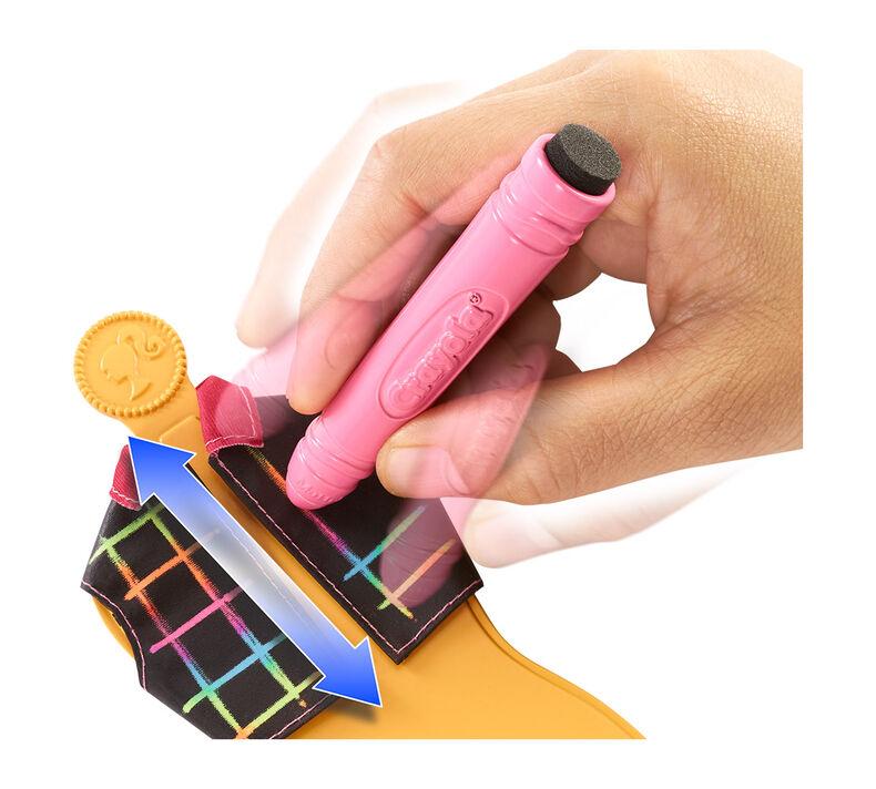Barbie® Crayola® Rainbow Design Fashion Set