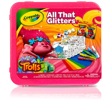 All that Glitters Trolls-Front
