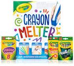 Crayon Melter Pumpkin Craft Bundle