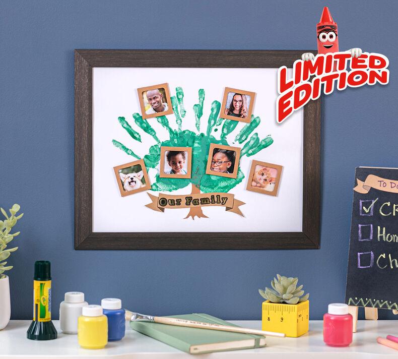 Family Tree Keepsake Craft Kit