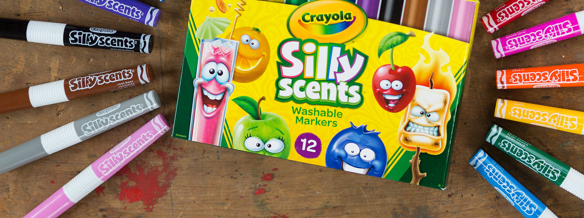 Silly Scents