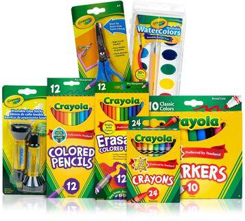 Elementary School Supplies Kit - You Pick