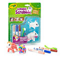 Scribble Scrubbie Safari Animals, Warthog & Buffalo, 2 Count