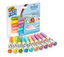 Color Wonder Mess Free Mini Markers 10ct - Pastel
