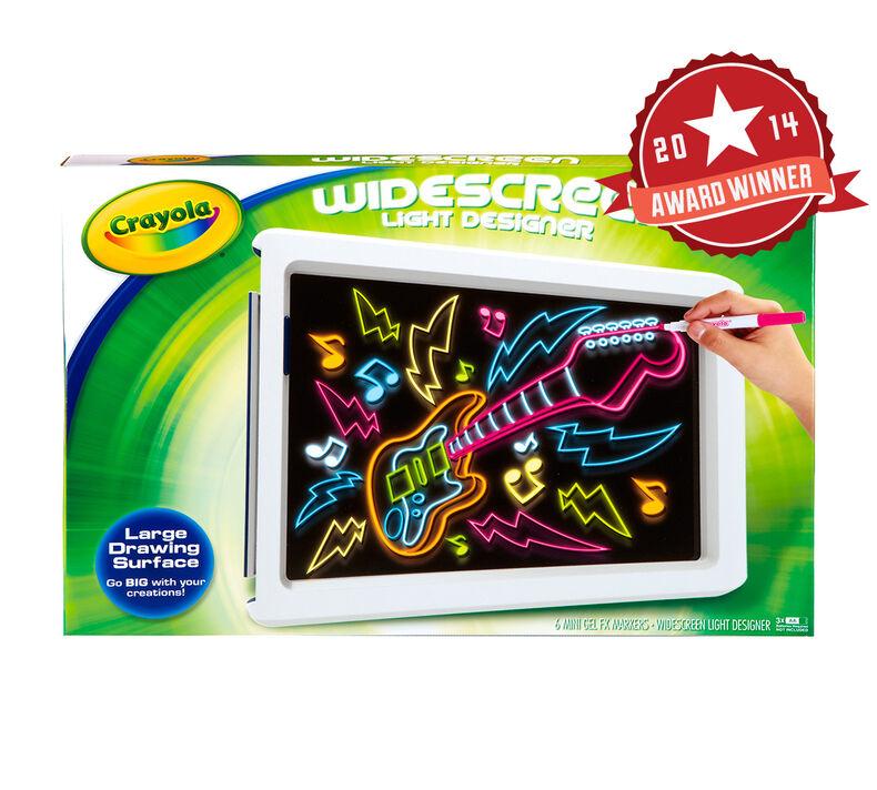 Widescreen Light Designer