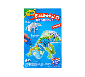 Build-A-Beast Chameleon Craft Kit